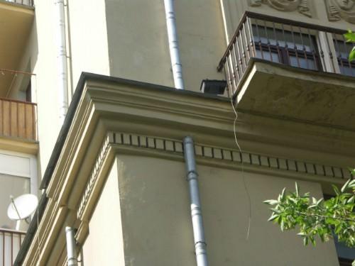 Карниз здания