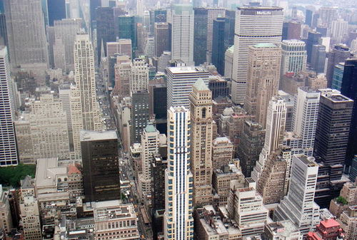 Типы зданий — конструктивные решения зданий