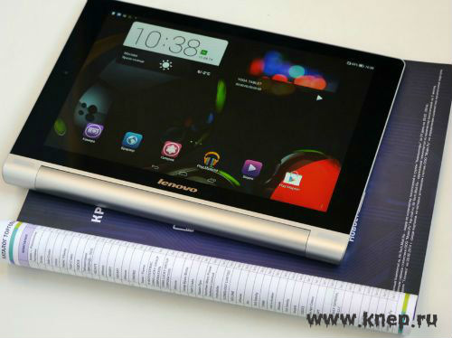 Обзор Lenovo Yoga Tablet 10 HD+