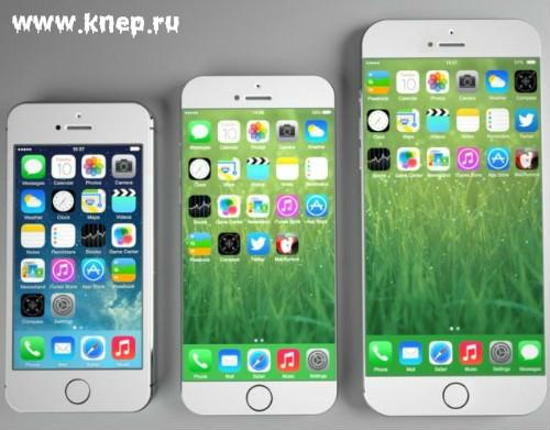 Анонс нового планшетофона от Apple