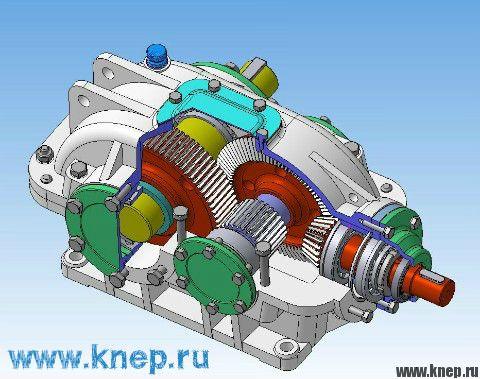 Классификация всех видов соединения деталей машин