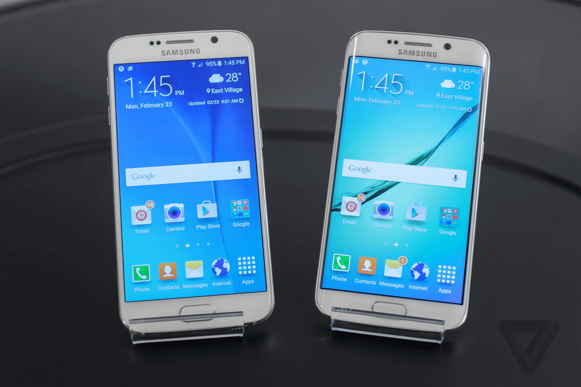 Многообещающие слухи о модели Samsung Galaxy S6 Active подтвердились лишь частично