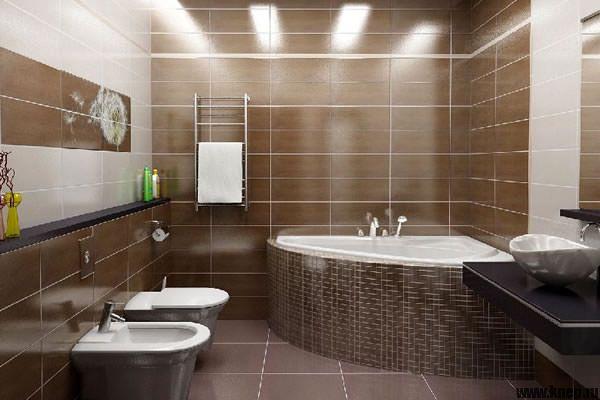 Как сделать гидроизоляцию ванной комнаты под плитку лучше своими руками