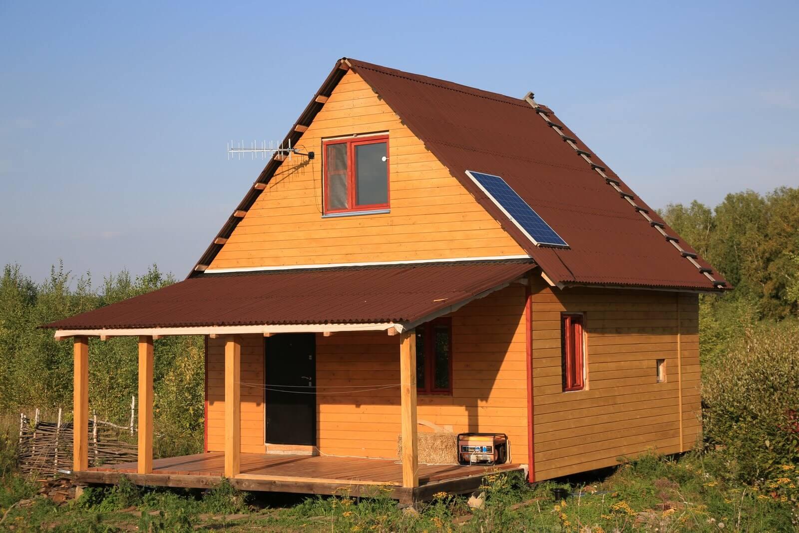 Каркасно панельное строительство и современные каркасно щитовые дома