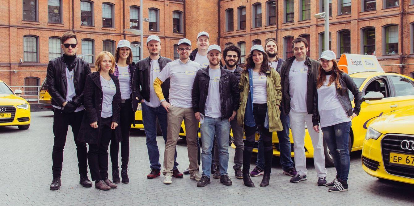 История компании Яндекс — дизайн Яndex история поиска