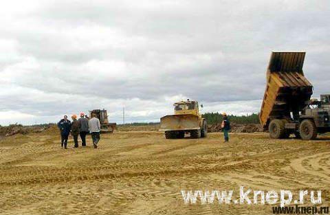 Подготовка территории строительной площадки