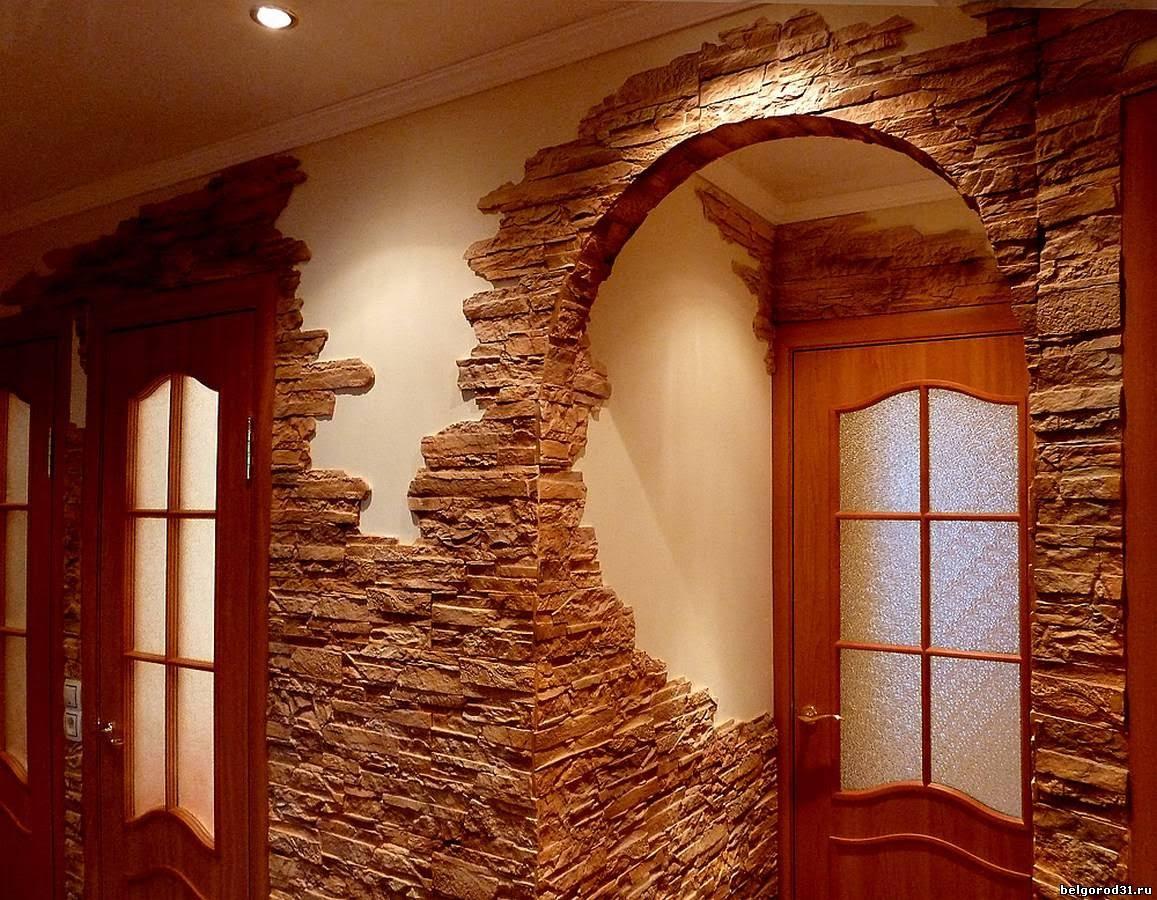 Внутренняя отделка стен своими руками