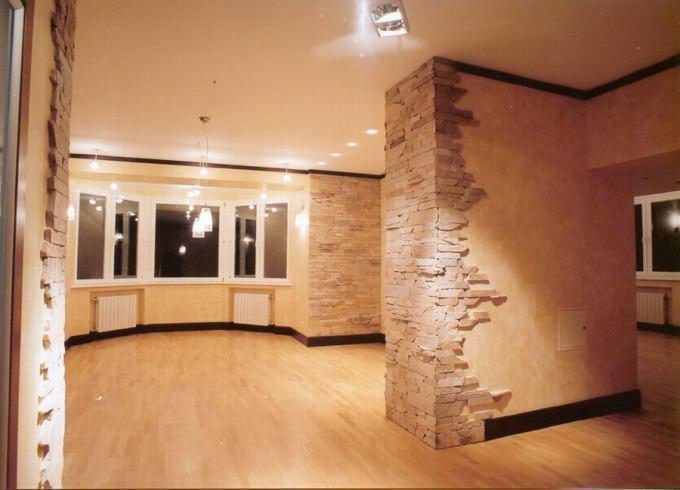 Отделочные материалы для внутренней отделки стен